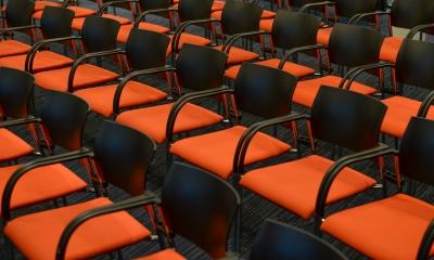 Dobre wyposażenie sali konferencyjnej